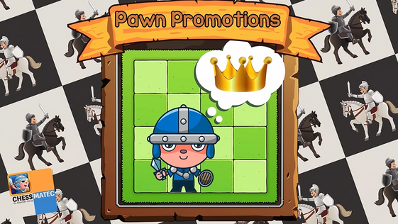 The Pawn Promotion