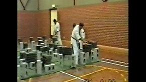 300 Tile Record Break, Adelaide, 1992