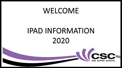 iPad Infomation - 2021