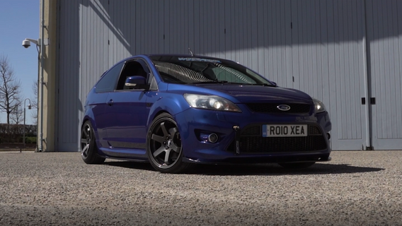Ford Focus ST Cinematic Video