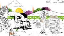 3. Farm Fresh Dairy :15