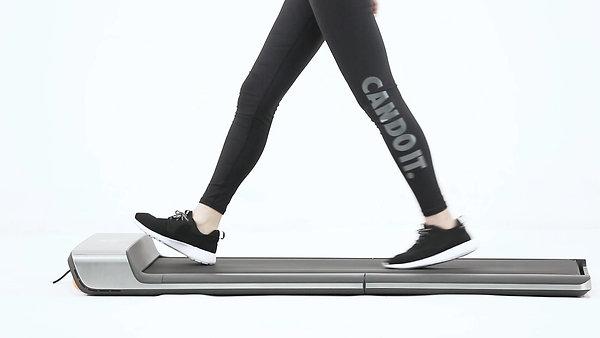 C&J Walkingpad 折り畳みスマート電動ウォーキングマシン