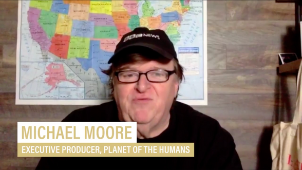Michael Moore Presents: A Livestream Discussion and Q&A With Extinction Rebellion