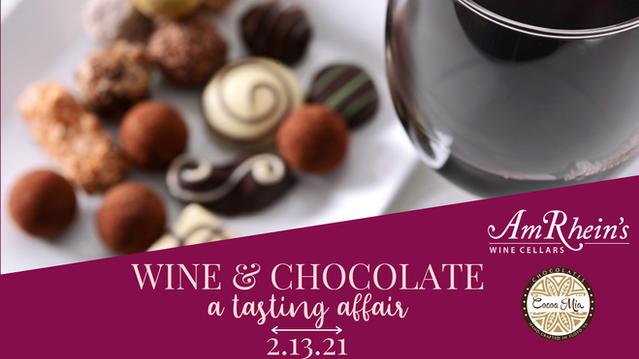 Wine & Chocolate Pairing Videos