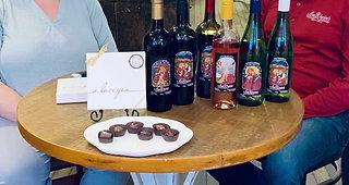 Introduction to Wine & Chocolate Kits