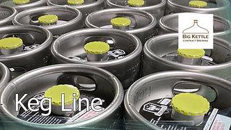 Brewery Tour 5 Keg Line