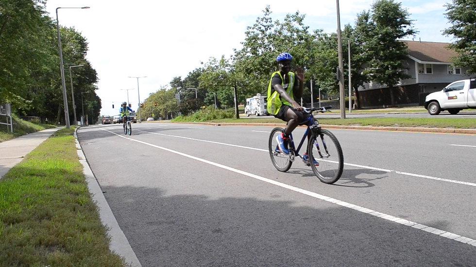 Roxbury Bike Way