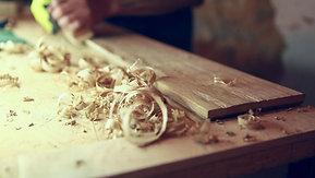 jak powstają podłogi Antique Oak