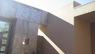 Sarantos Residence Entry