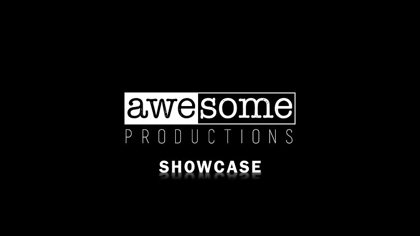 Awesome Productions Showcase