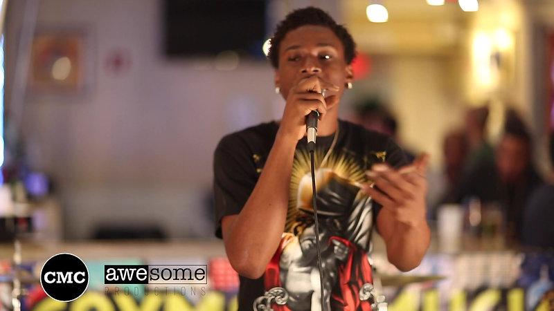 D-Lavie Live Performance