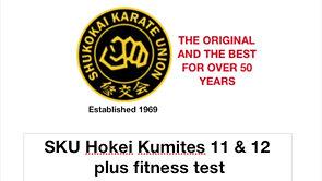 HOKEI KUMITE 11 & 12