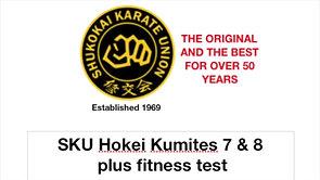 HOKEI KUMITES 7 & 8