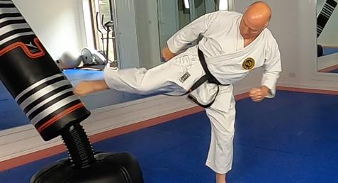Beginners Karate Lesson 2