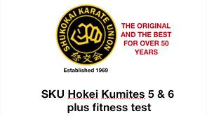 HOKEI KUMITE 5 & 6