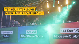 TEASER // Aftermovie Silentparty Lauterbach