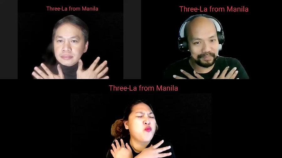 Three From Manila