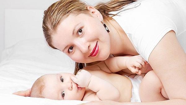 Richtige Ernährung für Mutter und Baby