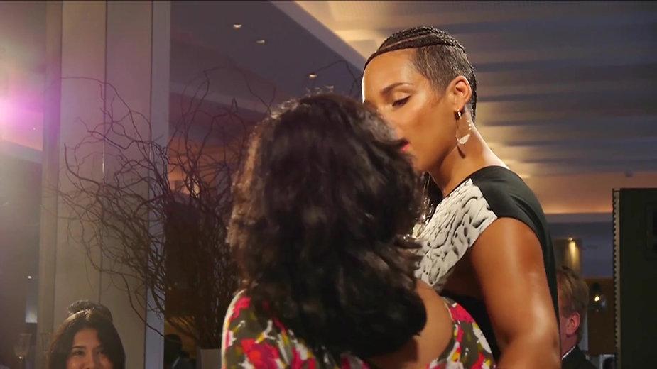 Alicia Keys, Macy's, and  Givenchy