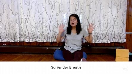 Surrender Breath
