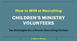 05-Quickly Doubling Your Volunteers