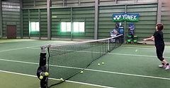 金沢インドアテニスクラブ初級クラス3