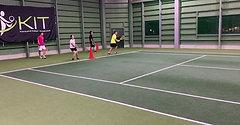 金沢インドアテニスクラブ上級クラス2