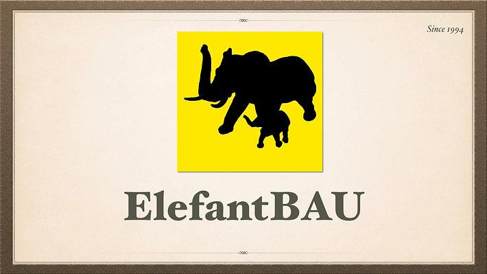 """Gewinn und Urlaub """"ELEFANTBAU"""""""