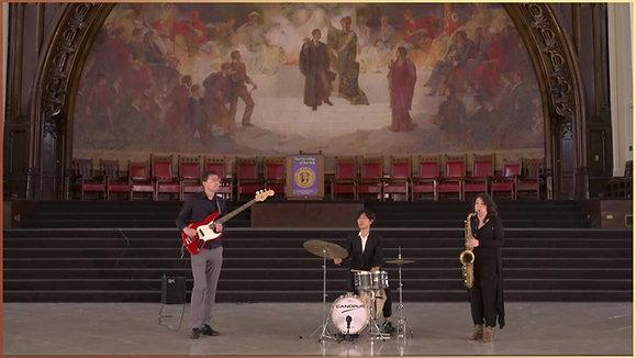 Berta Moreno Trio