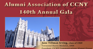 City College of New York Alumni Association Gala 2020