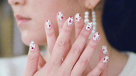 Abstract Geometrics Nail Art Tutorial