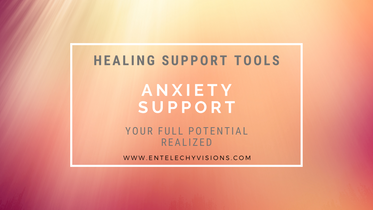 Healing Support Tool-Anxiety Support