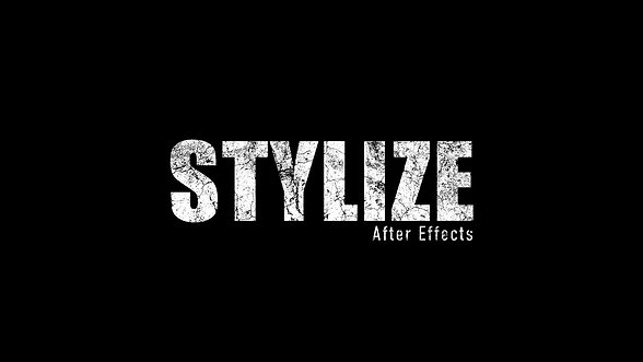 Grunge Text Motion  - From  Dope Motions -