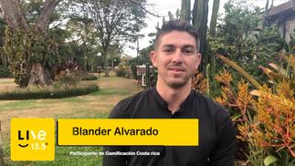 Blander Alvarado - Certificación en Gamificación