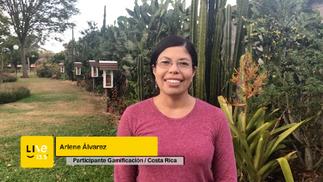 Arlene Álvarez - Certificación en Gamificación