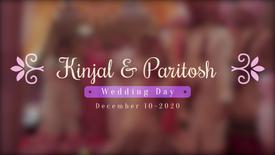Kinjal & Paritosh