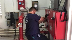 Fire Pump Commissioning