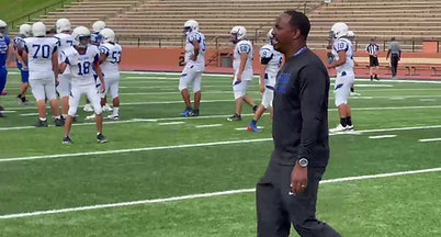 Palo Duro coach Eric Mims talks his Dons spring game and how felt spring workouts went