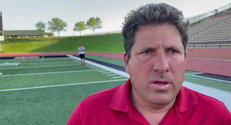 Tascosa coach Ken Plunk talks his Rebels spring game and the role of D1 prospect Major Everhart