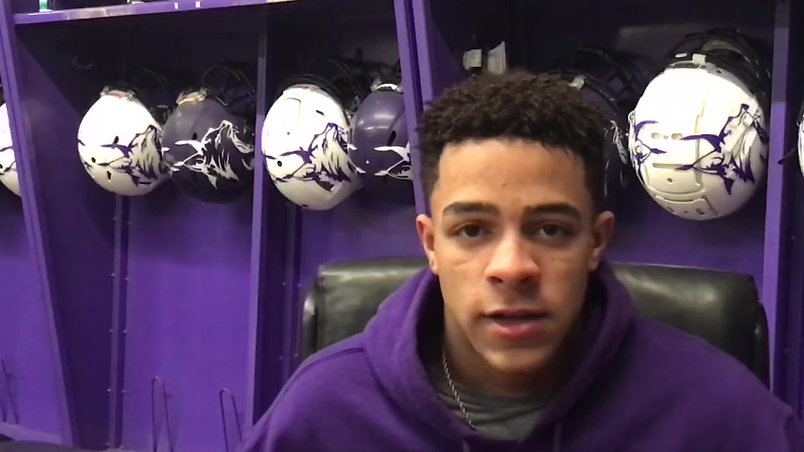 Spearman 4-Star athlete Brenen Thompson talks about his Top 12