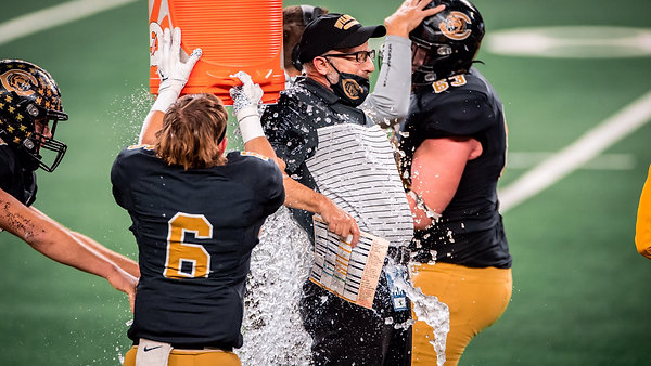 Canadian rallies to beat Franklin for its fifth state championship in program history
