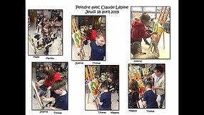 Journée école Ste-Bernadette avril 2019 classe de 5ieme
