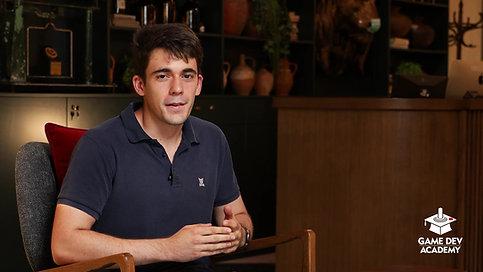 Alexandru Oprea povesteste despre experienta la GameDev Academy