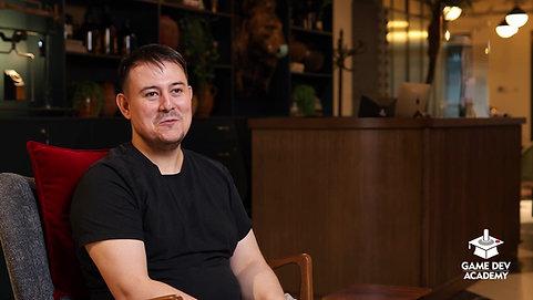 Claudiu Munteanu povesteste despre experienta la GameDev Academy