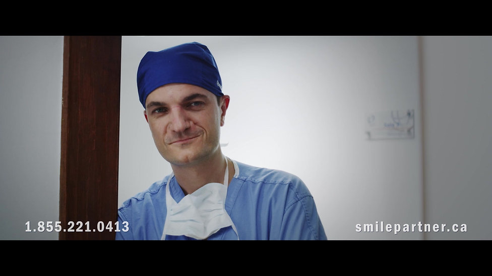 Operation Smile Digitally Integrated TV Campaign - 60 sec PSA