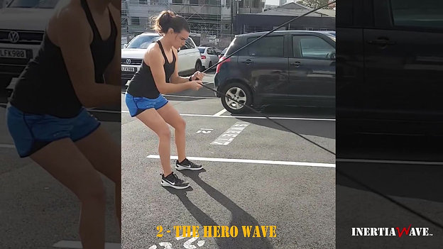 number two HERO WAVE