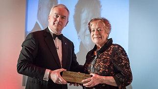 Journalists' Charity Wales Media Awards 2016 Gwobrau Cyfryngau Cymru
