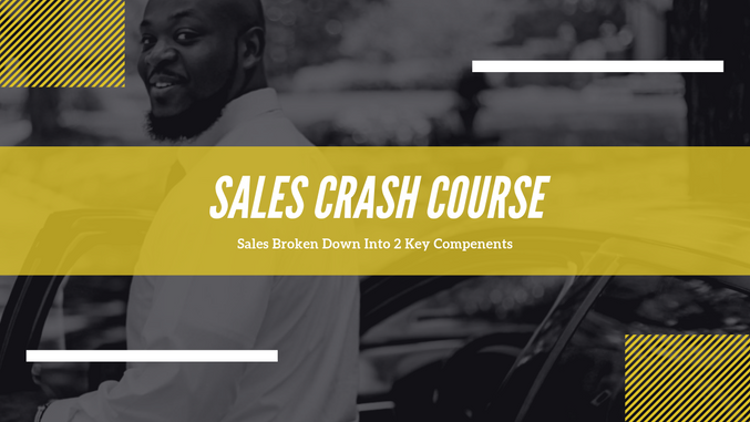 Sales Crash Course