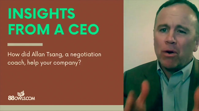 Insights from a CEO