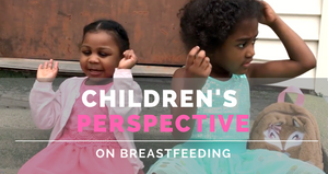 A Child's Perspective: Interview With A 3 & 6 Year Old About Breastfeeding